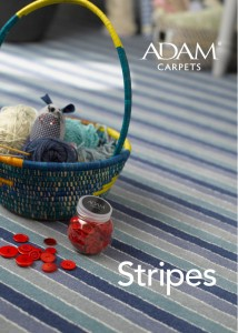 Adam Carpets Stripes Brochure